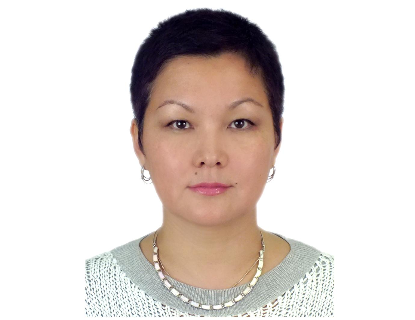 Бейшеналиева Чолпон Эрмековна